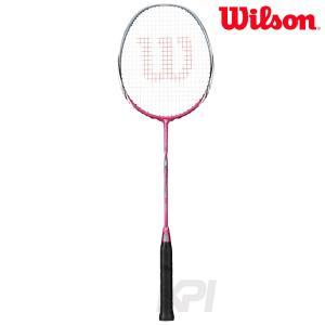Wilson ウイルソン 「FIERCE CX5600 W-ing フィアース CX5600  WRT8694202」バドミントンラケット「KPI」|sportsjapan