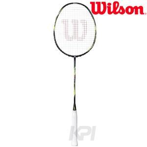 「2017新製品」Wilson ウイルソン 「BLAZE ブレイズ  SX7600 WRT8715202」バドミントンラケット|sportsjapan