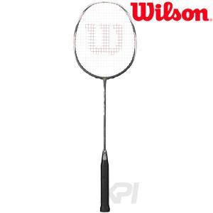 「2017新製品」Wilson ウイルソン 「RECON レコン  PX5000 DEFENSIVE ORANGE WRT8802202」バドミントンラケット|sportsjapan