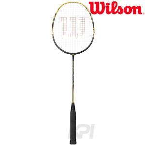 『即日出荷』「2017新製品」Wilson ウイルソン 「RECON レコン  PX7600 OFFENSIVE YELLOW WRT8807202」バドミントンラケット|sportsjapan