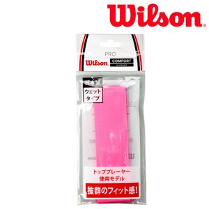 ウイルソン Wilson テニスグリップテープ  PRO OVERGRIP PINK 1PK プロ オーバーグリップ WRZ4001PK『即日出荷』|sportsjapan