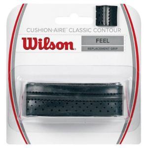 Wilson ウイルソン 「CUSHION-AIRE CLASSIC CONTOUR クッション・エアー・クラシック・コンツアー  WRZ4203」リプレイスメントグリップ|sportsjapan