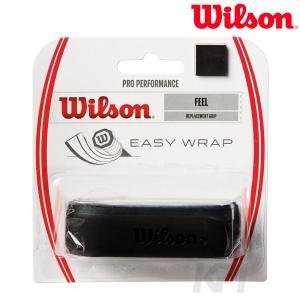 ウイルソン Wilson リプレイスメントグリップテープ 「PRO PERFORMANCE(プロパフォーマンス) WRZ470800」「2017新製品」|sportsjapan