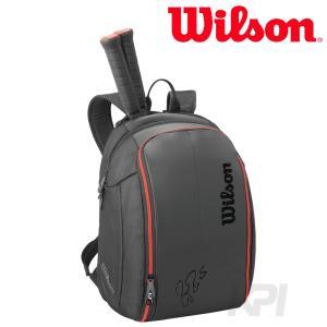 Wilson ウィルソン [FEDERER DNA BACKPACK フェデラー・DNA バックパック  WRZ832796]テニスバッグ|sportsjapan