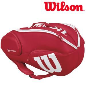 ウイルソン Wilson テニスバッグ・ケース  VANCOUVER 9 PACK WRZ840709 『即日出荷』|sportsjapan