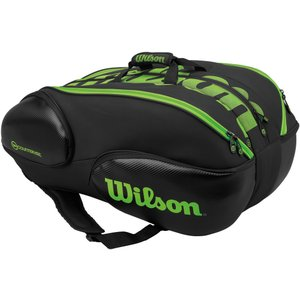 「2017新製品」Wilson ウィルソン [VANCOUVER 15 PACK BKGR WRZ842715]テニスバッグ|sportsjapan