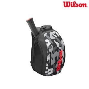 ウイルソン Wilson テニスバッグ・ケース  VANCOUVER BACKPACK CAMO Edition バンクーバー・バックパック カモフラージュ CAMOUFLAGE WRZ842896『即日出荷』|sportsjapan