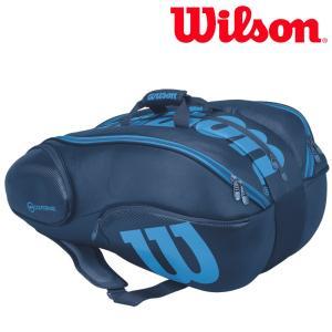 ウイルソン Wilson テニスバッグ・ケース  VANCOUVER 15 PACK WRZ843715 『即日出荷』|sportsjapan