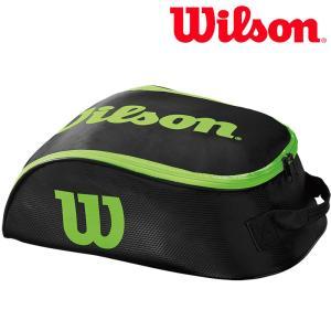 ウイルソン Wilson テニスバッグ・ケース  TOUR IV SHOE BAG シューズバッグ WRZ843887 『即日出荷』|sportsjapan