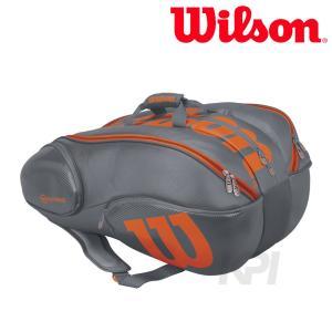 『即日出荷』「2017新製品」Wilson ウィルソン 「Vancouver 15Pack  GYOR WRZ844715」テニスバッグ|sportsjapan