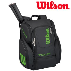 ウイルソン Wilson テニスバッグ・ケース  TOUR V BACKPACK LARGE WRZ845596 『即日出荷』|sportsjapan