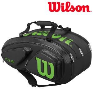 ウイルソン Wilson テニスバッグ・ケース  TOUR V 15 PACK WRZ845615 『即日出荷』|sportsjapan
