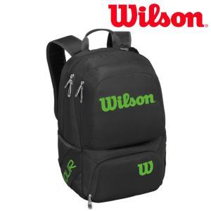 ウイルソン Wilson テニスバッグ・ケース  TOUR V BACKPACK MEDIUM WRZ845795|sportsjapan