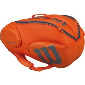 『即日出荷』「2017新製品」Wilson ウィルソン [VANCOUVER 9 PACK ORGY WRZ849709]テニスバッグ|sportsjapan