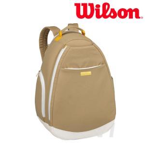 「2017新製品」Wilson ウィルソン [WOMEN'S BACKPACK バックパック  WRZ861796]テニスバッグKPI+|sportsjapan