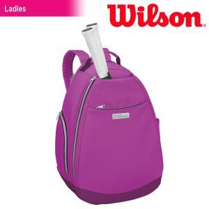 ウイルソン Wilson テニスバッグ・ケース  WOMEN'S BACKPACK WRZ862896 『即日出荷』|sportsjapan