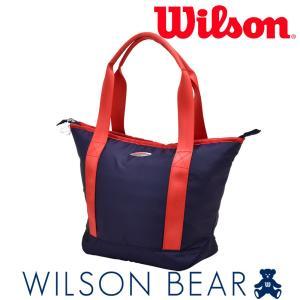 ウイルソン Wilson テニスバッグ・ケース  BEAR TOTE SMALL ベアートートスモール WRZ864897 2月上旬発売予定※予約|sportsjapan