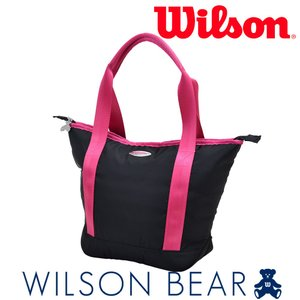 ウイルソン Wilson テニスバッグ・ケース  BEAR TOTE SMALL ベアートートスモール WRZ865897 2月上旬発売予定※予約|sportsjapan