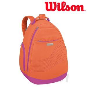 「2017新製品」Wilson ウィルソン [WOMEN'S BACKPACK バックパック  WRZ867796]テニスバッグKPI+|sportsjapan