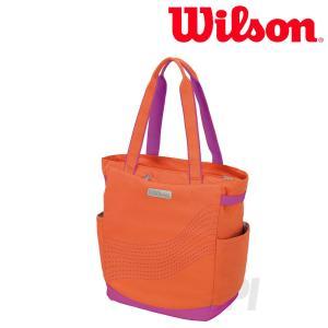 「2017新製品」Wilson ウィルソン [WOMEN'S TOTE トート  WRZ867797]テニスバッグKPI+|sportsjapan