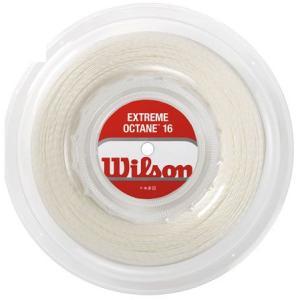 『即日出荷』 Wilson ウイルソン 「EXTREME OCTANE 16 エクストリーム・オクタン 16 WRZ901700」テニスストリング ガット|sportsjapan