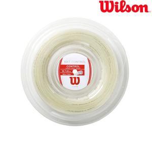 ウイルソン Wilson テニスガット・ストリング  NXT CONTROL 16 REEL 200M  NXT コントロール 16 WRZ912900|sportsjapan