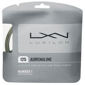 LUXILON ルキシロン 「ADRENALINE 125 アドレナリン 125 」硬式テニスストリング ガット|sportsjapan