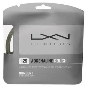 『即日出荷』 「■5張セット」LUXILON(ルキシロン)「ADRENALINE ROUGH (アドレナリン ラフ)WRZ994200」硬式テニスストリングKPI+|sportsjapan