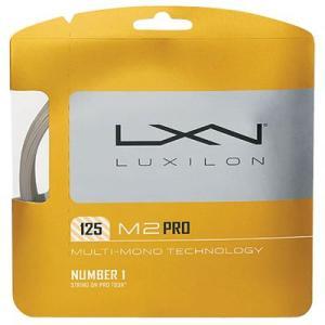『即日出荷』 「■5張セット」LUXILON(ルキシロン)「M2PRO(エム・ツー・プロ)」硬式テニスストリングKPI+|sportsjapan