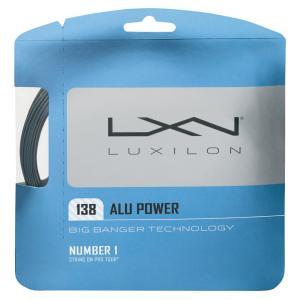『即日出荷』LUXILON(ルキシロン)「ALU POWER 138 WRZ998900」硬式テニスストリングKPI+|sportsjapan