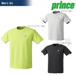 「2017新製品」Prince(プリンス)「Uni ゲームシャツ WU7009」テニスウェア「2017SS」KPI+|sportsjapan
