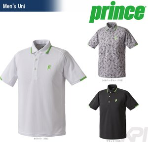 『即日出荷』「2017新製品」Prince プリンス 「Uni ゲームシャツ WU7111」テニスウェア「2017FW」|sportsjapan