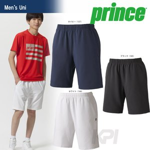 テニスウェア ユニセックス プリンス Prince ハーフパンツ WU7210 2017FW 2017新製品|sportsjapan
