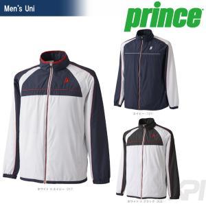 『即日出荷』「2017新製品」Prince プリンス 「Uni ウィンドジャケット WU7618」テニスウェア「2017FW」|sportsjapan