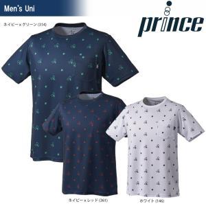 プリンス Prince テニスウェア ユニセックス ゲームシャツ WU8010 2018SS『即日出荷』|sportsjapan
