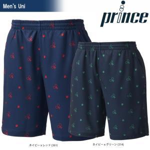 プリンス Prince テニスウェア ユニセックス ハーフパンツ WU8202 2018SS『即日出荷』|sportsjapan