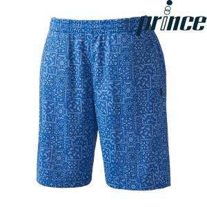 プリンス Prince テニスウェア ユニセックス ハーフパンツ WU8212 2018FW|sportsjapan