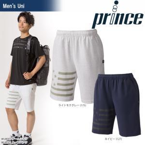 プリンス Prince テニスウェア ユニセックス ハーフパンツ WU8501 2018SS 『即日出荷』|sportsjapan