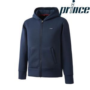 プリンス Prince テニスウェア ユニセックス スウェットフーデッドジャケット WU8510 2018FW|sportsjapan