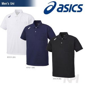 asics アシックス 「ポロシャツ XA6168」スポーツウェア「SS」|sportsjapan