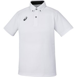 asics(アシックス)[ボタンダウンシャツ XA6183]SAジェネラル ウェアKPI+ sportsjapan