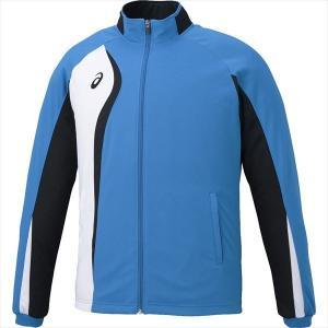 「2017新製品」asics(アシックス)[トレーニングジャケット XAT193-4490]マルチSPウェアKPI+ sportsjapan