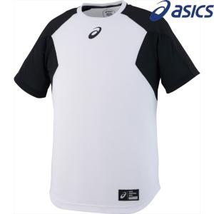 アシックス asics バスケットウェア ユニセックス クールショートスリーブトップ XB6627-01 2018SS|sportsjapan