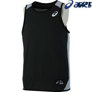 アシックス asics バスケットウェア ユニセックス リバーシブルシャツ XB6634-9001 2018SS|sportsjapan