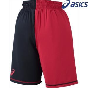 アシックス asics バスケットウェア ジュニア Jr.プラクティスカラーパンツ XB7638-9024 2018SS|sportsjapan