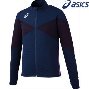 アシックス asics サッカーウェア ユニセックス トレーニングジャケット XST181-49 2018SS|sportsjapan