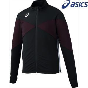 アシックス asics サッカーウェア ユニセックス トレーニングジャケット XST181-90 2018SS|sportsjapan