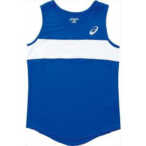 asics(アシックス)[W'Sランニングシャツ XT2035-45]SAリクジヨウKPI+|sportsjapan