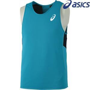 アシックス asics 陸上ウェア ユニセックス プラクティスランニングシャツ XT6390-42 2018SS|sportsjapan