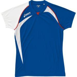 『即日出荷』asics アシックス 「Uni ゲームシャツHS XW1308」ウェア|sportsjapan